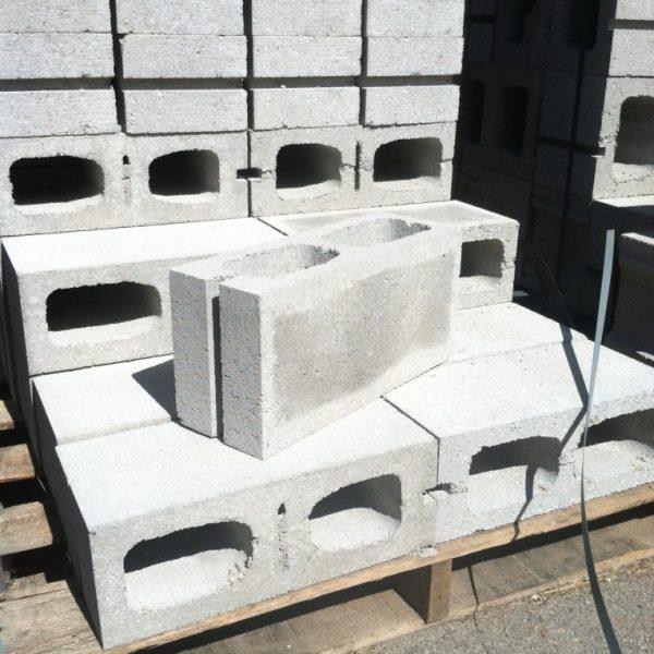 6 Inch Concrete Masonry Unit