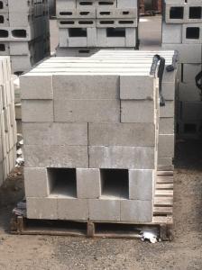 6 Inch Solid Concrete Masonry Unit