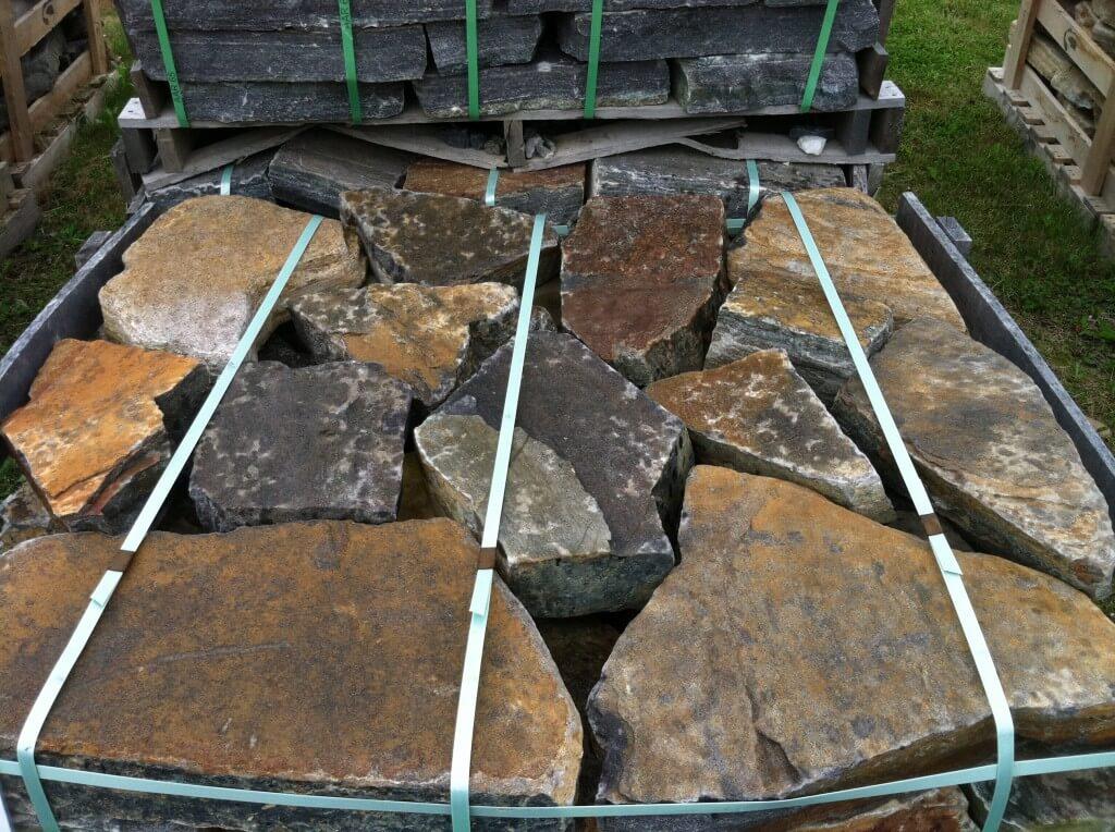 Building Stone Veneer : Masonry services stone selection norwood ma deluca