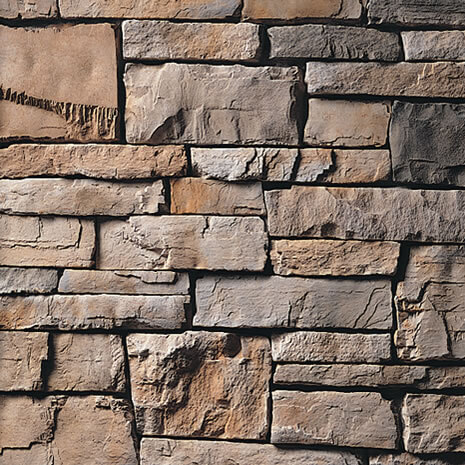 Aspen Country Ledgestone Manufactured Stone Veneer