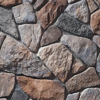 Aspen Dressed Fieldstone Manufactured Stone Veneer
