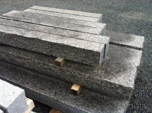 Black Granite Riser
