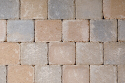 Brussels Block Almond Grove Paver