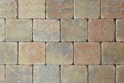 Brussels Block Coffee Creek Paver