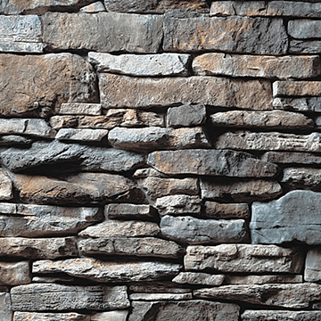 Bucks County Southern Ledgestone Manufactured Stone Veneer