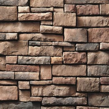 Chardonnay Drystack Country Ledgestone Manufactured Stone Veneer
