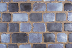 Courtstone Belgian Blue Basalt Mix Paver