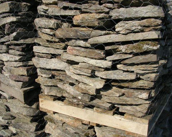 Pennsylvania Flatstone Wall Stone
