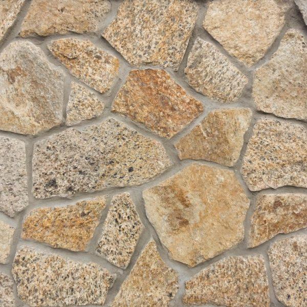 Rustic Tan Mosaic