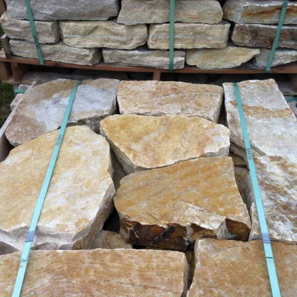 South Bay Quartzite Mosaic Stone Veneer