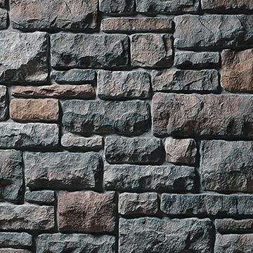 Suede Limestone Manufactured Stone Veneer