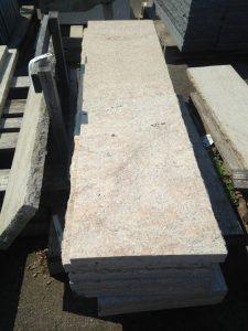 Venetian Buff Granite Tread