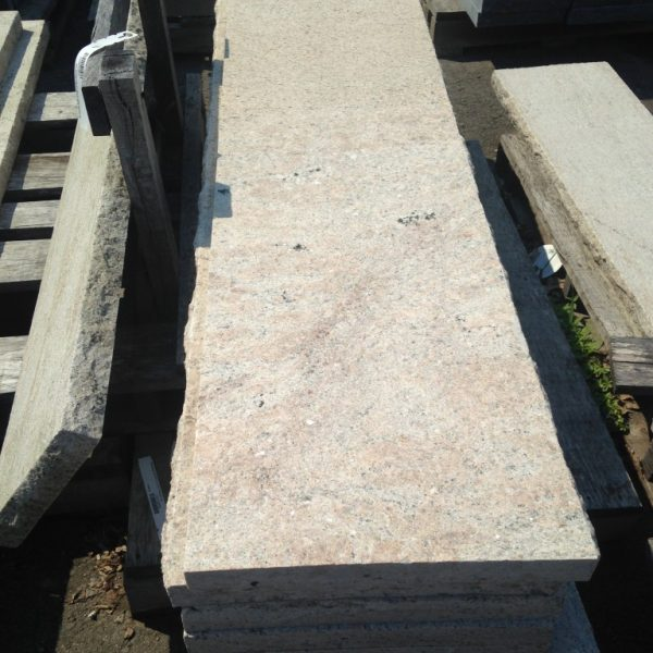 Venetian Buff Granite Tread