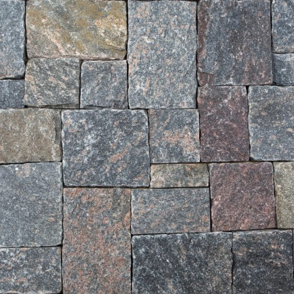 Vineyard Granite Square Rectangular